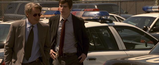 Harrison Ford und Josh Hartnett in HOLLYWOOD COPS