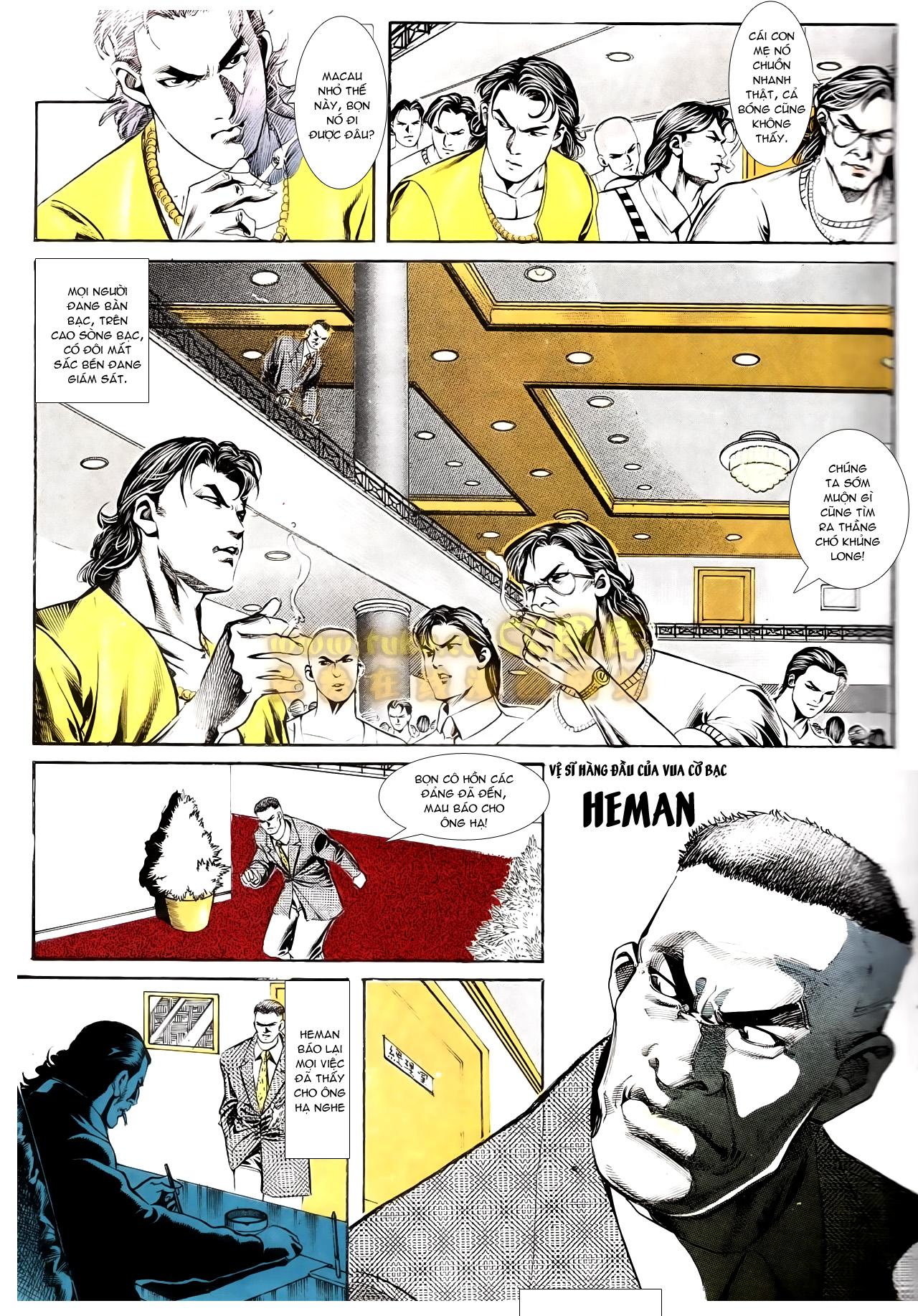 Người Trong Giang Hồ chapter 167: tội sống khó tha trang 13