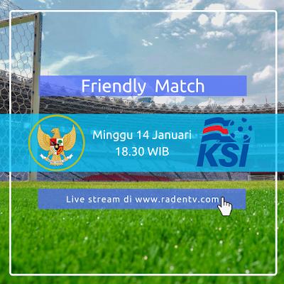 Indonesia vs Islandia
