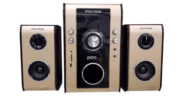 Speaker Aktif Polytron PMA 9503 Bluetooth XBR Terbaru