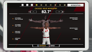 MyCareer Short Wingspan