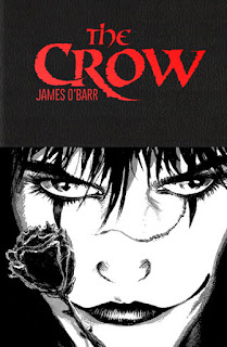 "Reseña de ""THE CROW"" ed. de Lujo de James O'Barr - Norma Editorial"