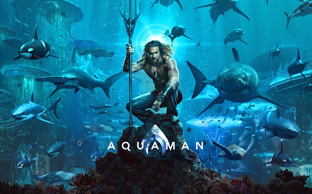 Projected Film Review - Does Aquaman Sink or Swim?