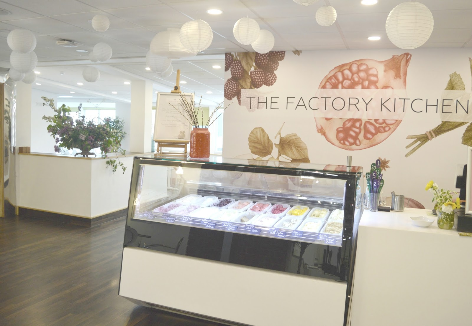 Hidden Inside The Biscuit Factory Art Gallery, The Factory Kitchen Serves  Up Fresh Food Throughout The Day And I Guarantee That Once Youu0027ve Visited  Youu0027ll ...
