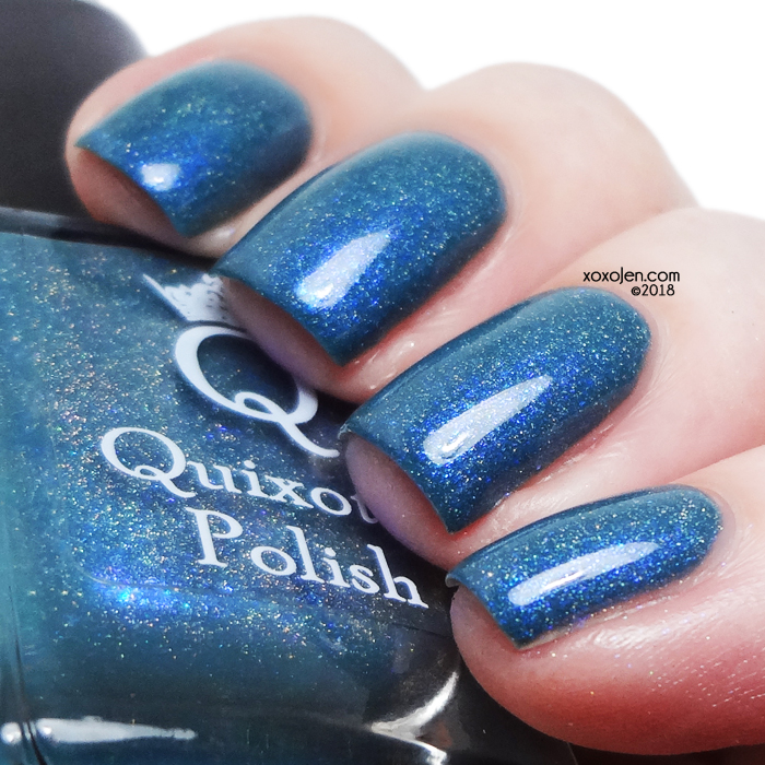 xoxoJen's swatch of Quixotic Polish All My Secrets