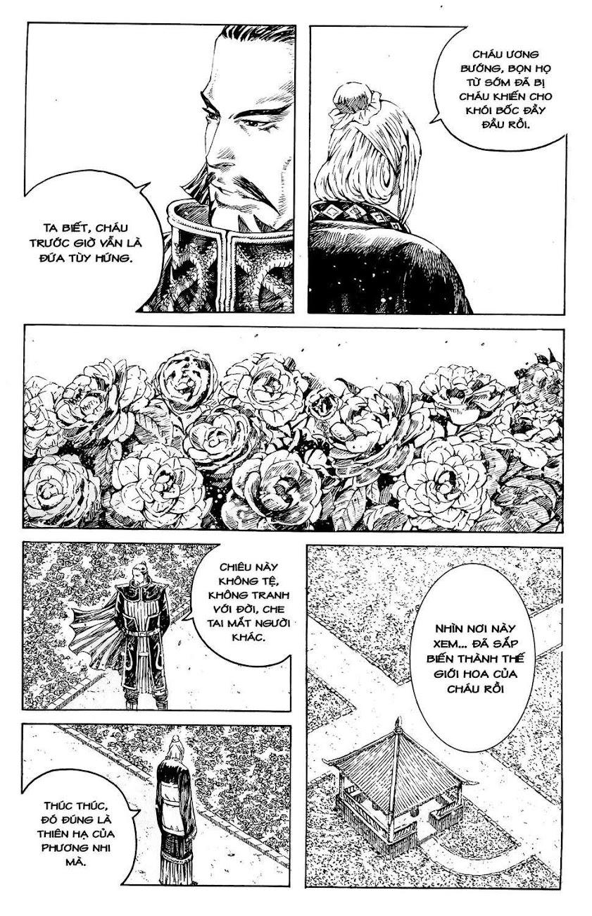 Hỏa phụng liêu nguyên Chương 351: Ma vương hoàn mộng [Remake] trang 9