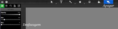 7 Sketchpad 3.7 - Inteface - Icons de Topo - Apagar