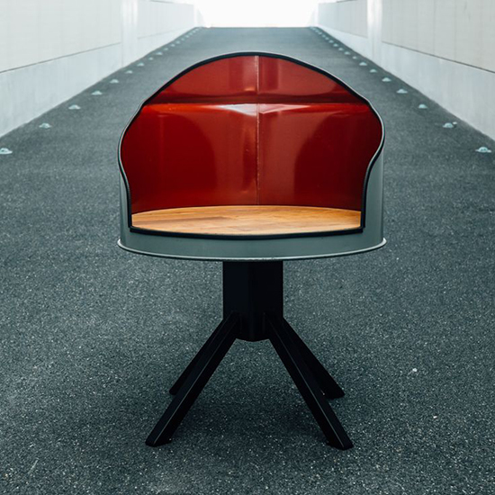 7 Inspirasi desain kursi dari drum bekas