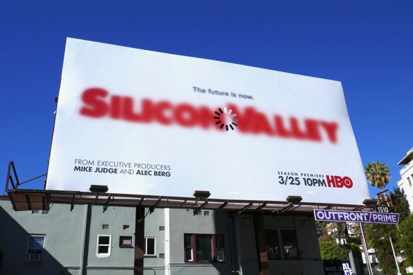 Silicon Valley season 5 billboard