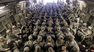 Τα μισά νέα στρατεύματα θα προέρχονται από τις ΗΠΑ