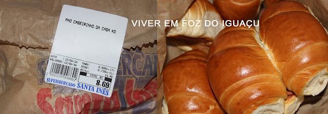 Você sabia que Pão é uma especiaria em Foz do Iguaçu