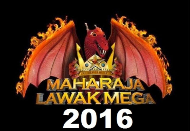Minggu Kedua Maharaja Lawak Mega 2016