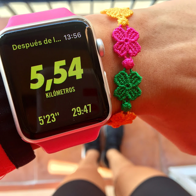 Apple Watch Sport, Mi Diario Runner