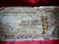 Eskinin 5000 Lirasına Ne alınırdı