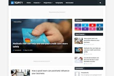 How To Setup Topify Blogger Template