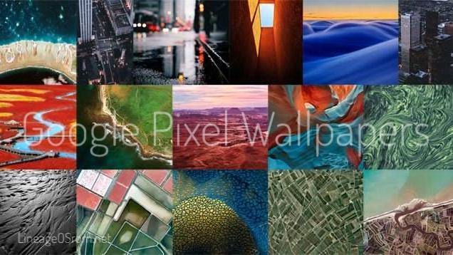 Google Pixel and Google Pixel XL Wallpapers