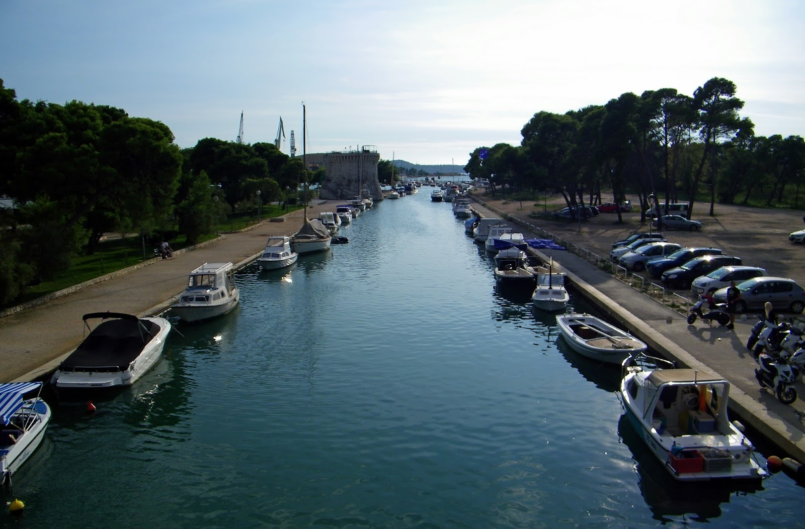Trogir Chorwacja Marina