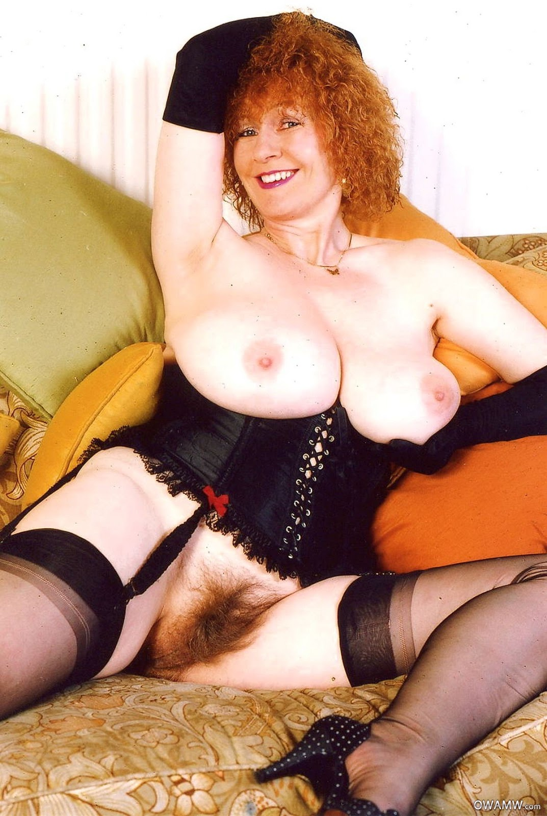 That Mature pat wynn nude state