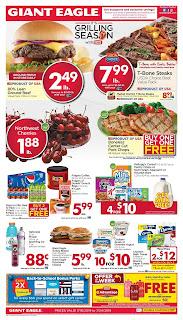 ⭐ Giant Eagle Ad 7/25/19 ✅ Giant Eagle Weekly Ad July 25 2019