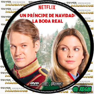 GALLETA Un Principe De Navidad: La Boda Real - A Christmas Prince: The Royal Wedding