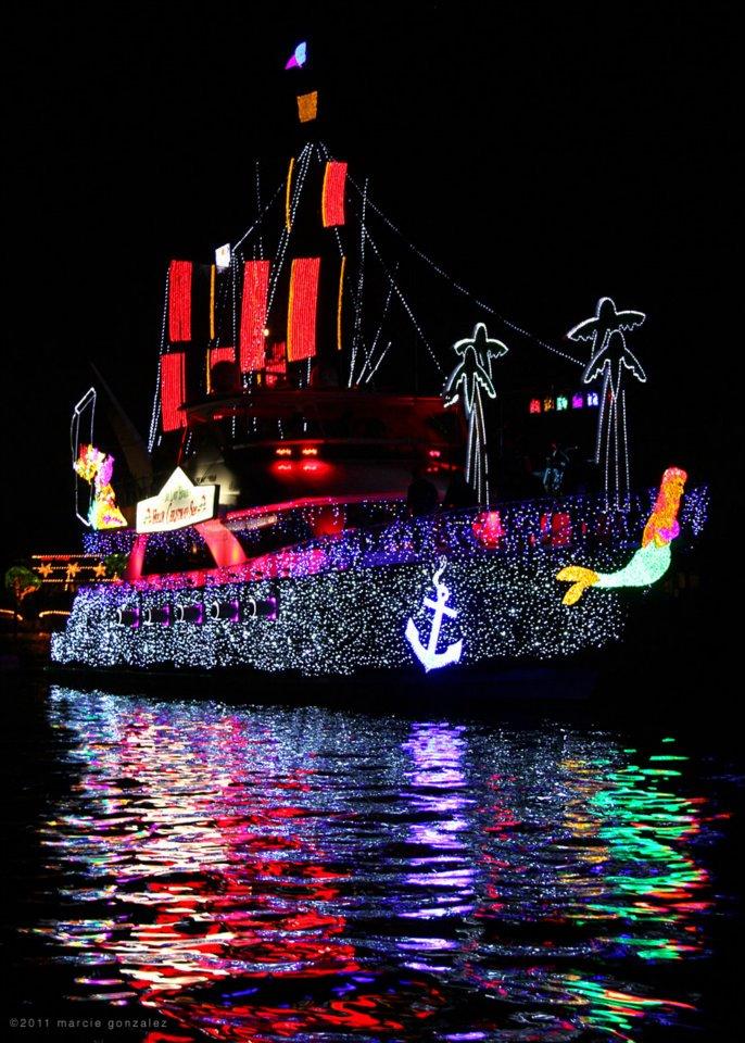 ciao! newport beach: Newport Beach Boat Parade