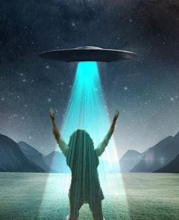 Penculikan ufo