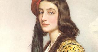 Ρόζα Μπότσαρη: Η Ελληνίδα καλλονή, κόpη του Μάρκου Μπότσαρη που έμεινε στο πάνθεον των πιο ωραίων γυναικών