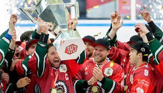 HOCKEY HIELO - Champions Hockey League 2016/2017: El Frölunda sueco sigue siendo el rey de Europa
