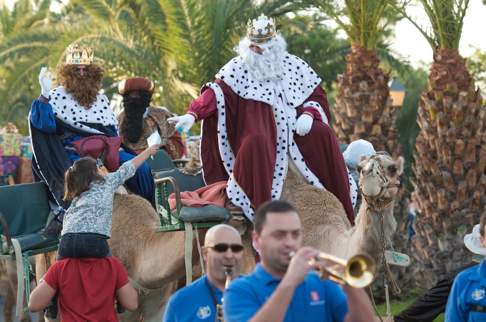 Fuerteventura Las Cartas A Los Reyes Magos En Antigua Y