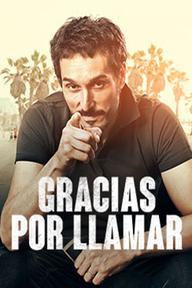 Gracias por Llamar Poster
