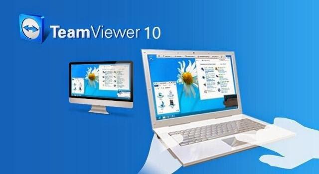 Download TeamViewer 10 Full Crack + TeamViewer 10 Portable For Free