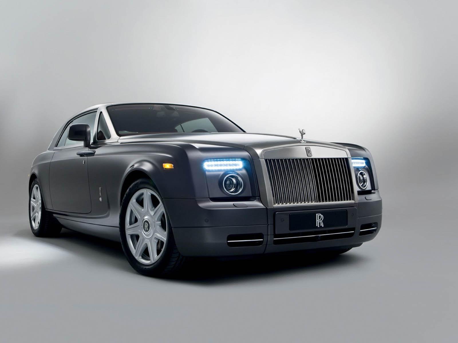 Wallpaper Rolls Royce Phantom Coupe Car Wallpapers