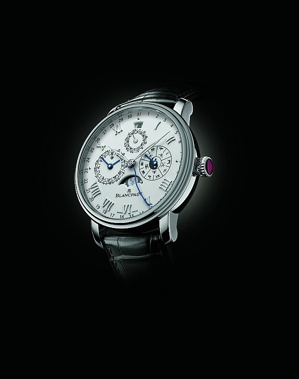MARORICA: [錶] Blancpain - Calendrier Chinois Traditionnel中國傳統曆法腕錶