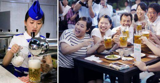 Corea del Norte celebra su primer festival de la cerveza