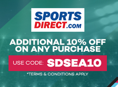 Sport Direct Malaysia Lazada Voucher Code Discount