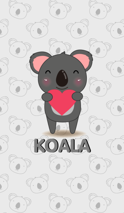 Love Cute Koala Theme(jp)