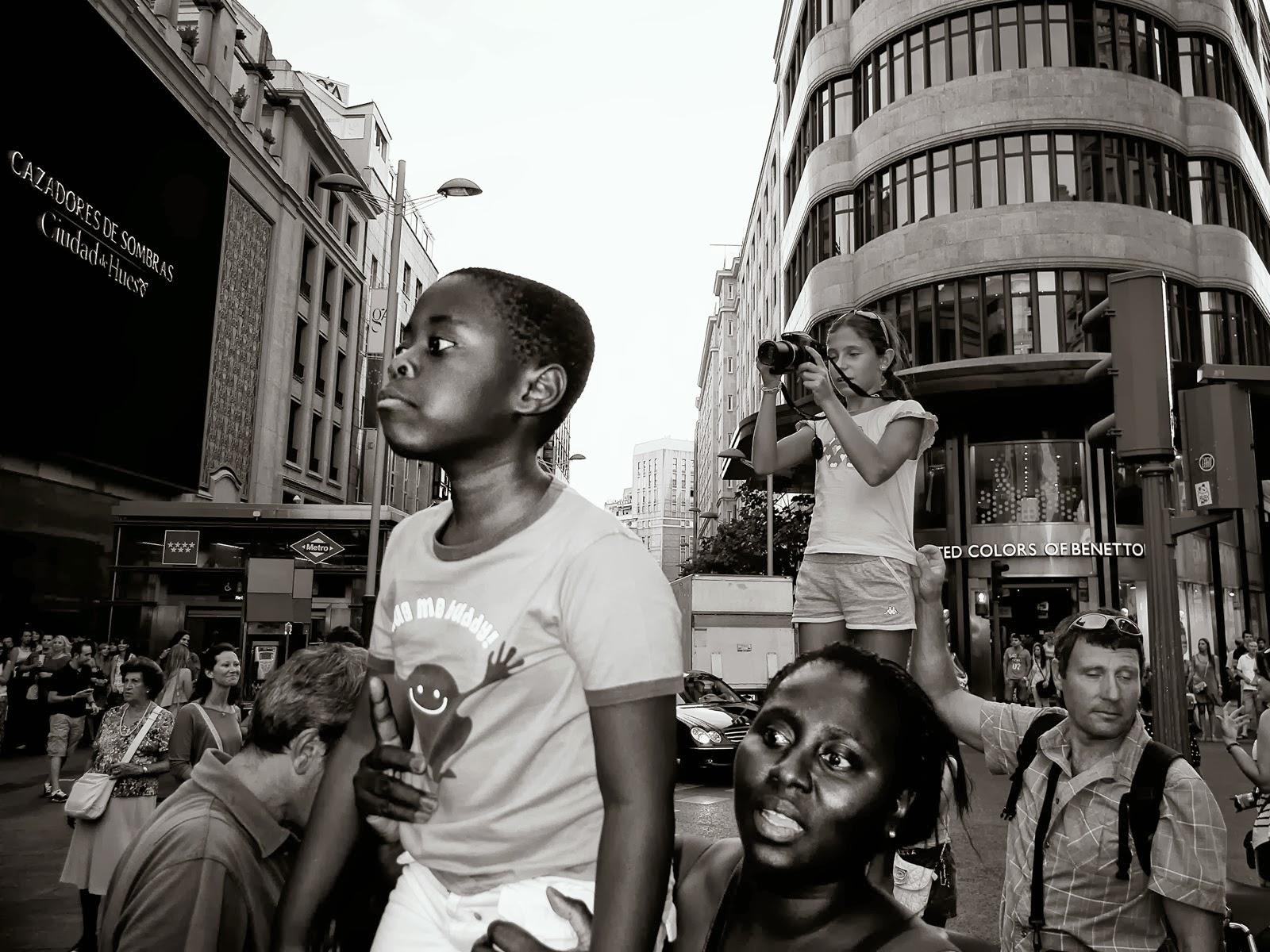 Cronica De Un Fotografo Como Perder El Miedo En Street