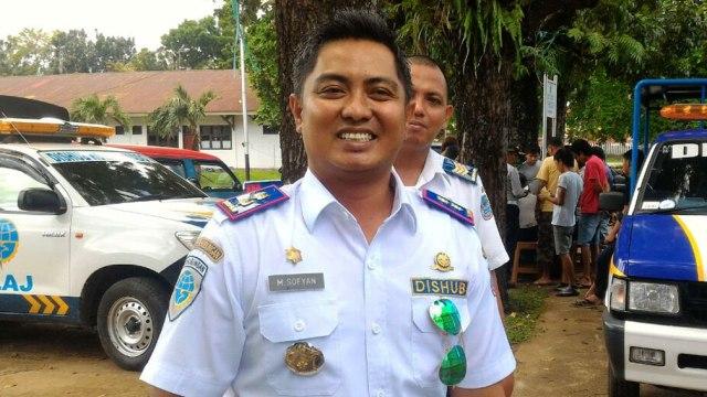 2018 Dinas Perhubungan Manado Tetap Steril Di Jalan