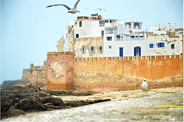 الأسوار المحيطة بالمدينة القديمة للصويرة