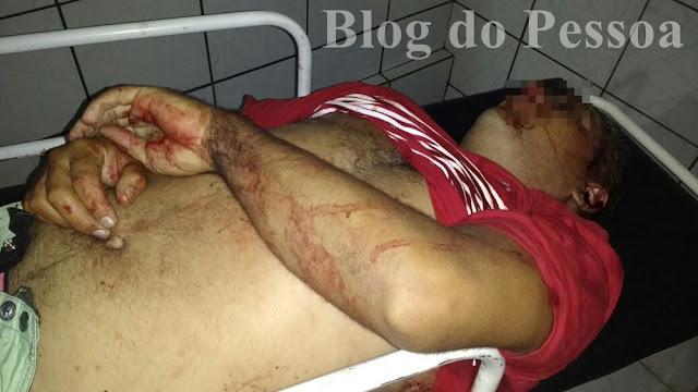 Em Tutoia um homem foi executado a tiros em um bar da cidade