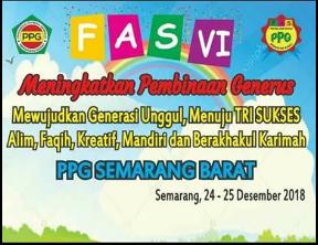 Festival Anak Sholeh 2018 Semarang Barat