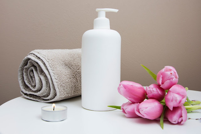 valentines day pamper routine self-care rotine pamper day