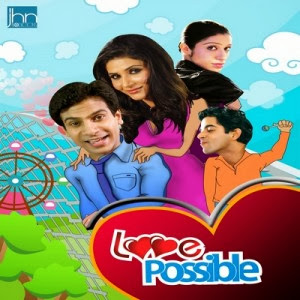 Poster Of Bollywood Movie Love Possible (2012) 300MB Compressed Small Size Pc Movie Free Download worldfree4u.com
