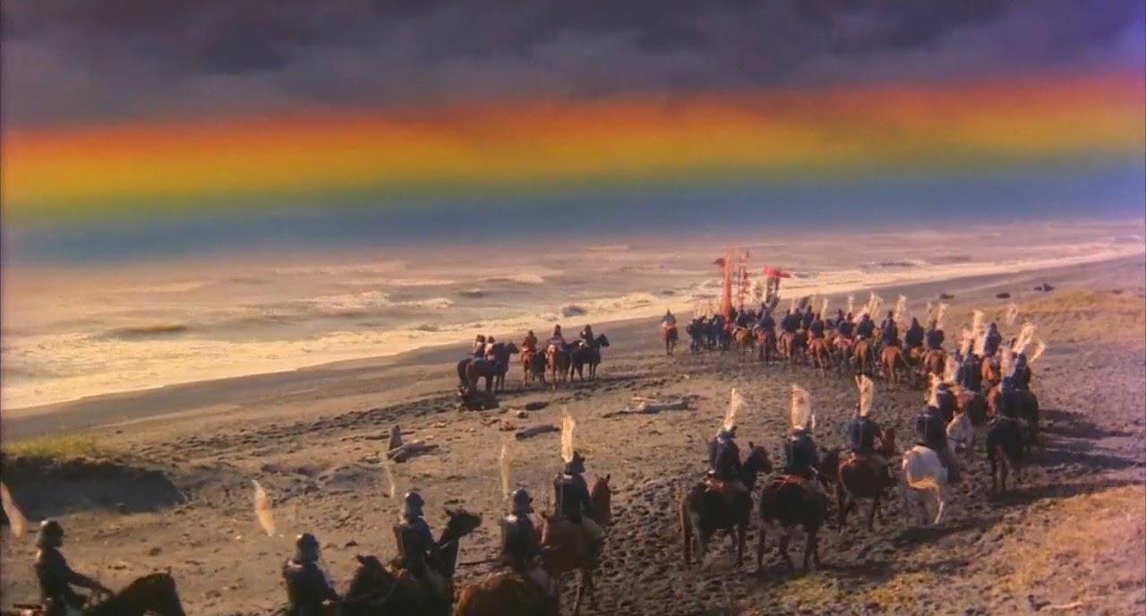 Кагемуся: Тень воина (режиссер Акира Куросава)