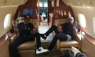 DAVIDO AND WIZKID SHADE EACH OTHER