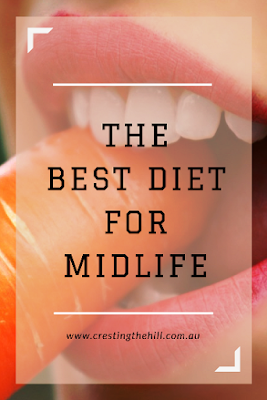 Forget what the experts say - this is my advice for the best Midlife diet