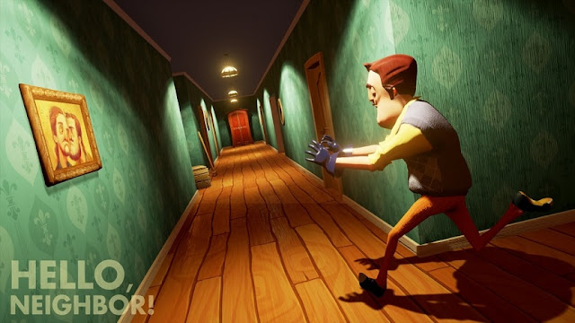 Hello Neighbor V1 1 7 Latest Game Free Download Full