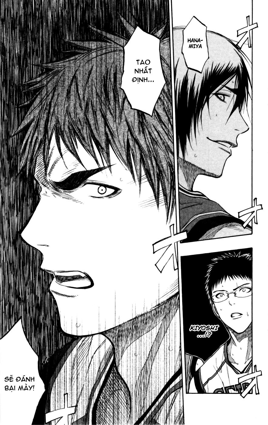 Kuroko No Basket chap 101 trang 18