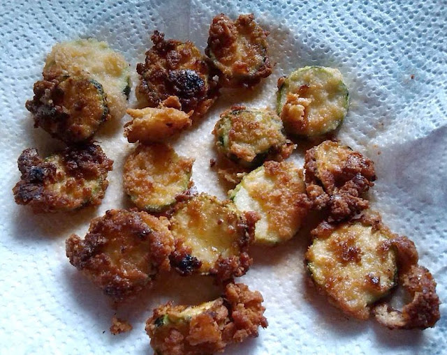 Looking for Fried Zucchinni Recipes with Flour