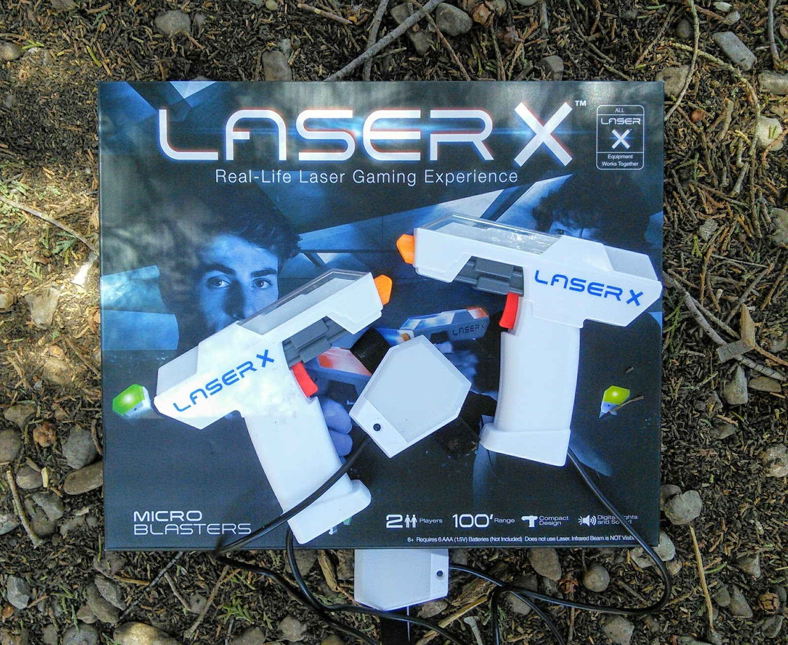 Mom Knows Best : The Ultimate Game of Laser Tag Giveaway